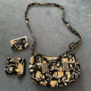 Vera Bradley Small Shoulder Bag Bundle